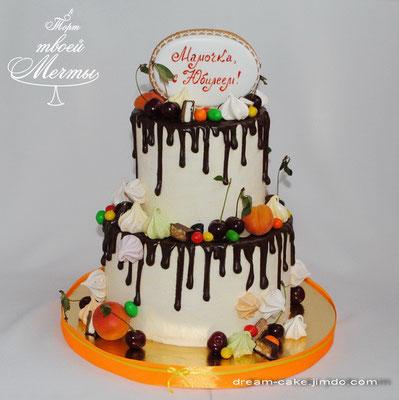 Торт для мамы, 4,5 кг