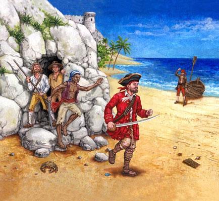 Brettpiel `Cartagena 1-Flucht aus der Festung´, erschienen bei Winning Moves