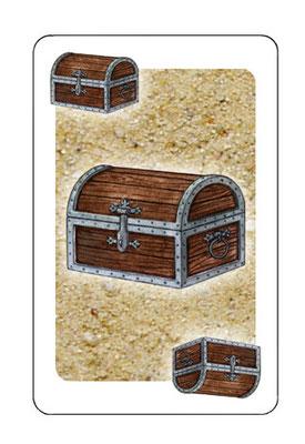 `Cartagena 2´, Spielkarte, erschienen bei Rio Grande Games
