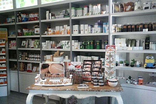 Arredamento Farmacia Erboristeria