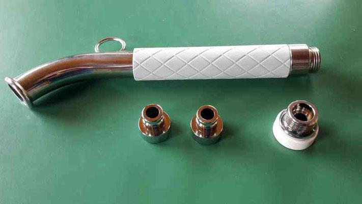 Wassergießrohrset mit Schnellkupplung Set