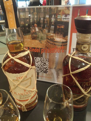 Rum Plantation Tasting