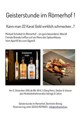 Ralf Zindel - Botschafter der Brennerei Scheibel