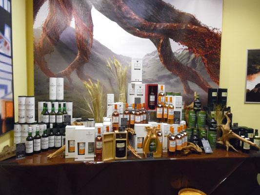 BEAM - Suntory Whisky Tasting mit Ralf Zindel