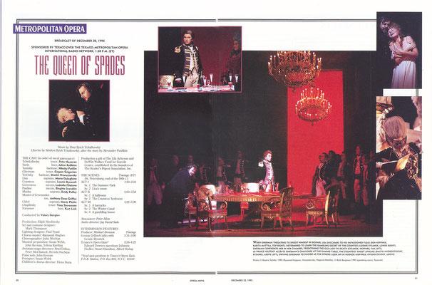 Metropolitan Opera 1995
