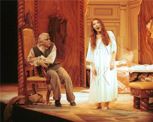 Kolobov Novaya Opera Theater in Moscow 2000