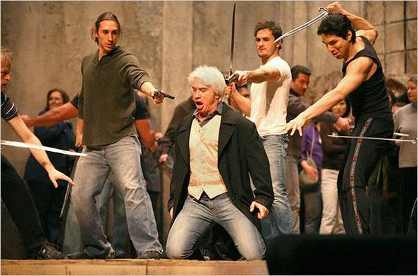 Verdi : Il Trovatore at Metropolitan Opera 2009