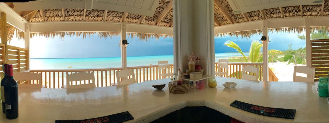 Tiny's Hurricane Hole, Cook House, Beach Bar and Grill