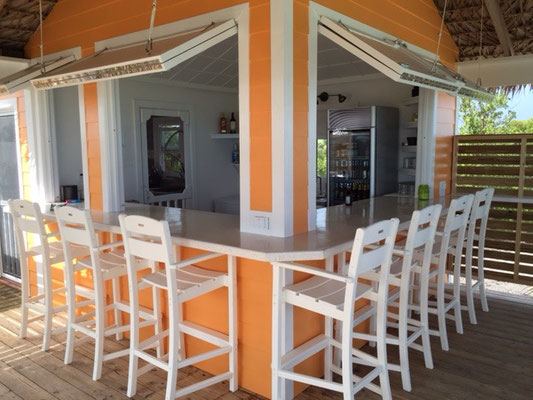 Cook House, Beach Bar and Grill