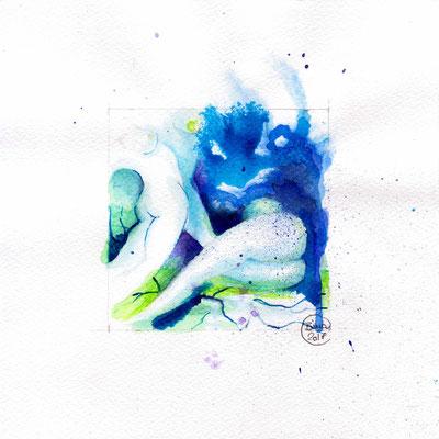 Blauer Akt 05