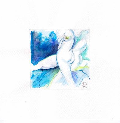 Blauer Akt 03