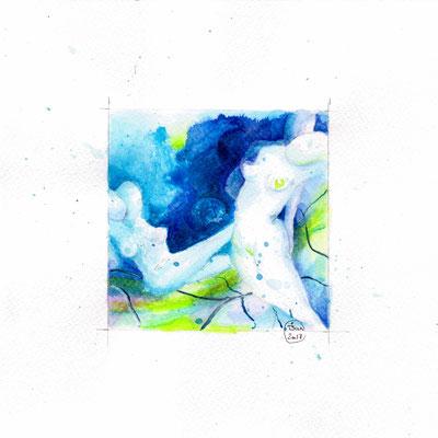 Blauer Akt 08
