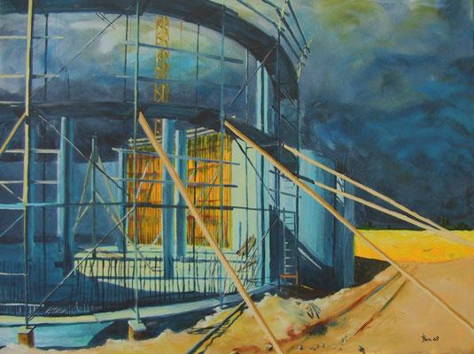 Wasserturm Polch Acryl