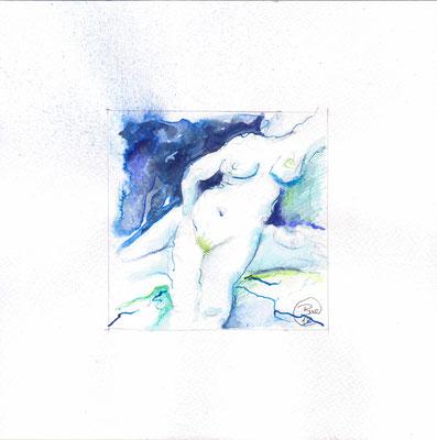 Blauer Akt 02
