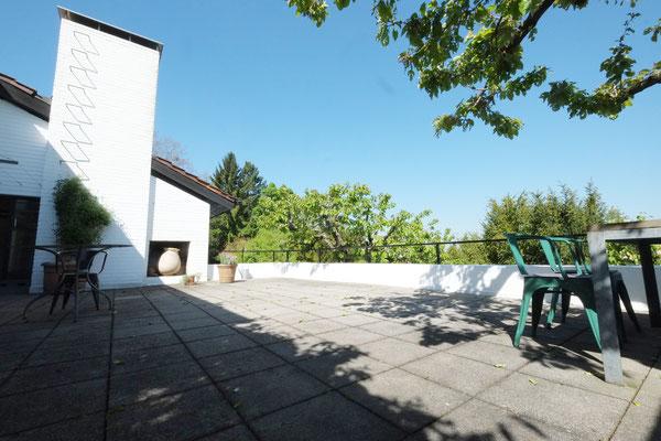 Villa mit Blick in Leonberg