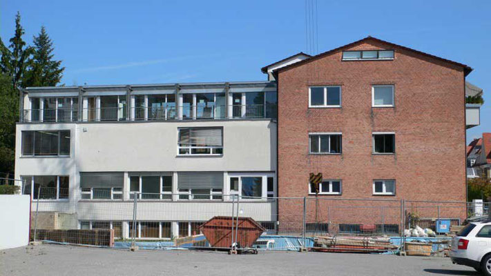 Umwandlung Gewerbe/Wohnraum Stuttgart