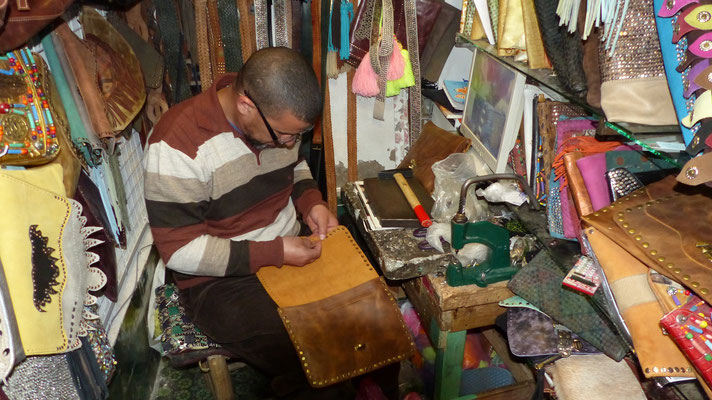 Un fabricant de sacs