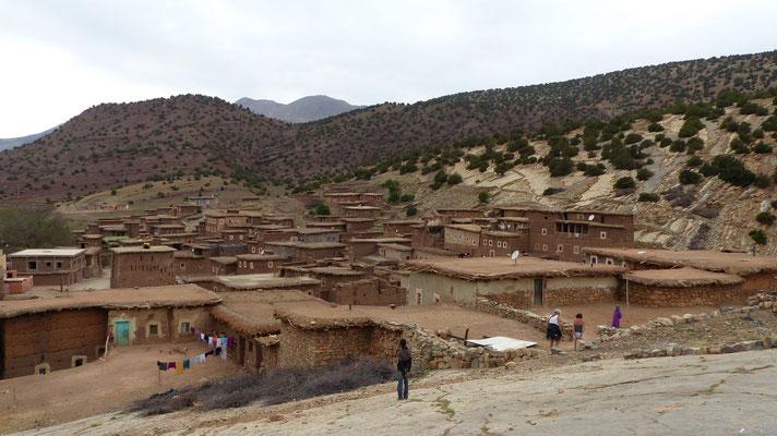Maisons berbères traditionnelles