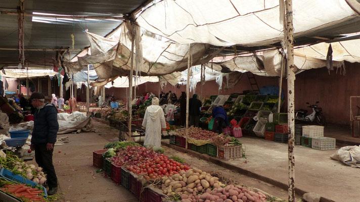 Autre marché aux fruits et légumes