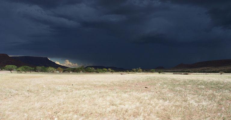 Plateau d'Etendeka ; Damaraland ; Namibie