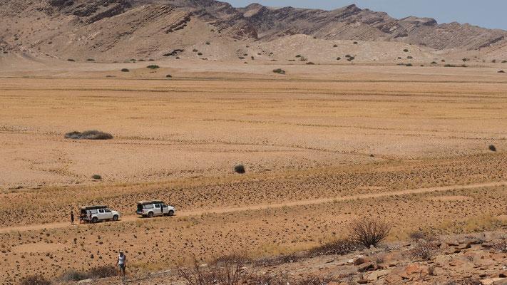 Vallée d'Obias ; Namibie