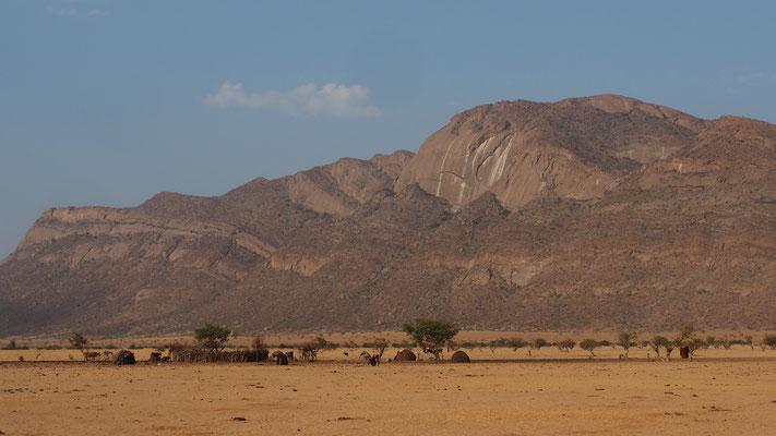 Vallée de Marienfluss ; Namibie