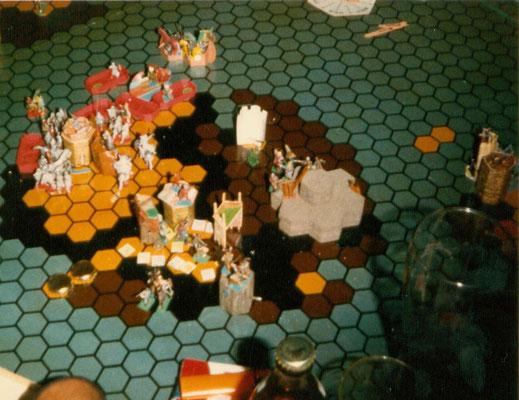 Fest der Fantasie 1984 - Alte Welt - Kontinent Huanaca