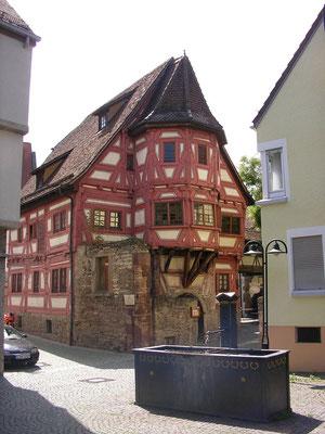 Klösterle, Altstadt Bad Cannstatt