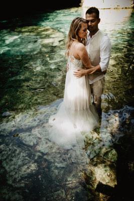 ROVA FineArt artistic Wedding Photography - Hochzeitsfotografie - destination wedding Mexico - jungle ceynotes