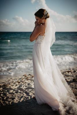 ROVA FineArt artistic Wedding Photography - Hochzeitsfotografie - destination wedding Mexico - beach wedding