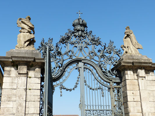 Eingang Hofgarten