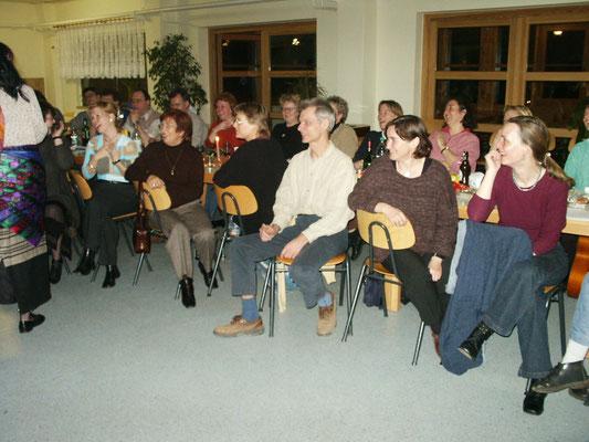 Chorwochenende Bollmansruh 03/2003