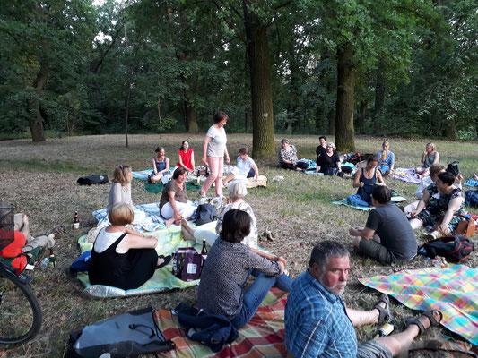Wiedersehen auf dem Ruinenberg 06/2020