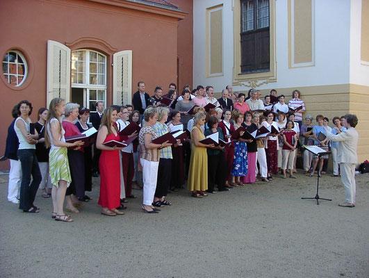 Caputh mit Ungarn 06/2005