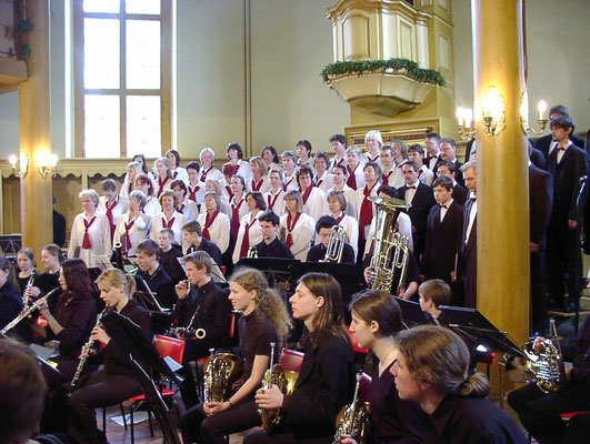 Friedenskirche 05/2003