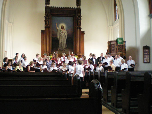 Paul-Gerhard-Kirche 07/2008