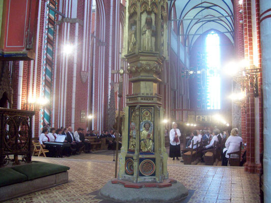 Konzert Münster Bad Doberan 06/2011