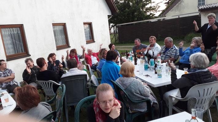 Konzertreise Pantlitz/Graal-Müritz 06/2019