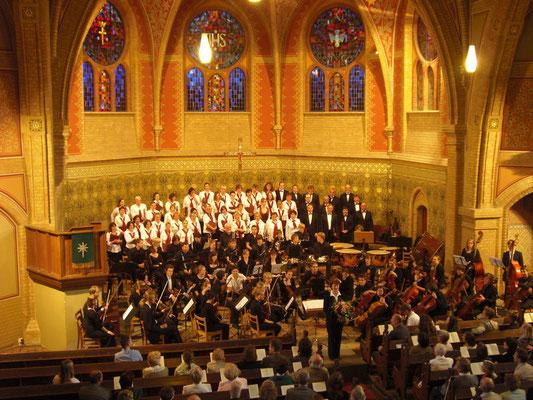 Jubelkonzert 20 Jahre 06/2010