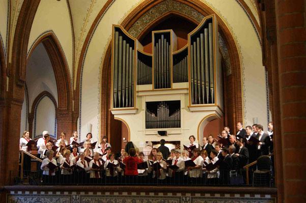 Inselkirche Hermannswerder 05/2011