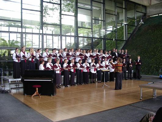 Potsdamer Chorfest 08/2004