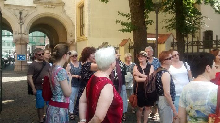Konzertreise Görlitz 07/2015