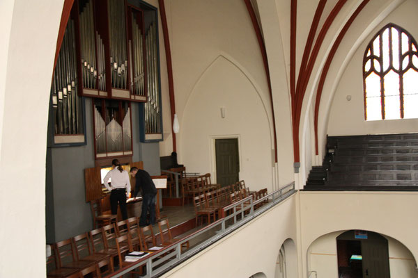Paul-Gerhardkirche 06/2009