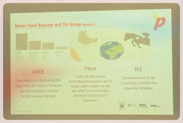 Als Nachhaltigkeitsbeauftragter versucht Heinz Nussbaumer, entsprechende Projekte zu entwickeln und anzustossen.