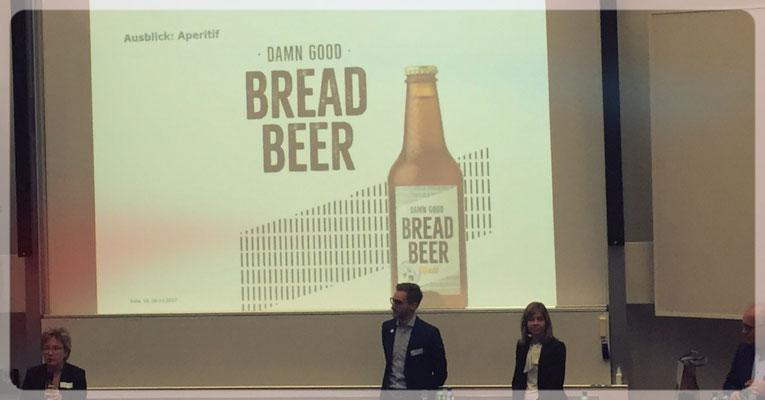 Bread Beer ist eine nachhaltige Idee: alte Brotreste werden zu einem leckeren Gebräu.