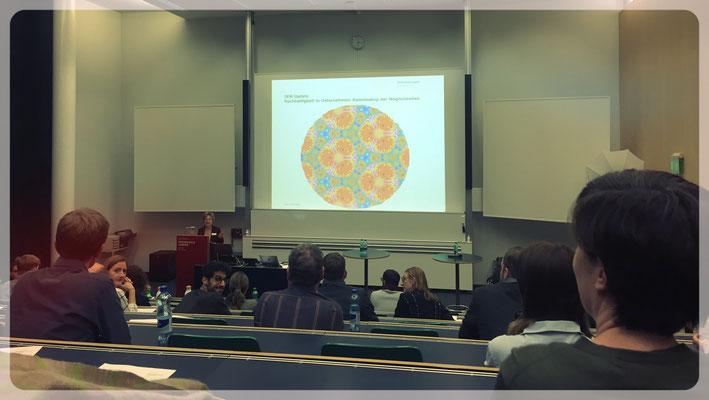 Das IKM-Update stand unter dem Motto «Kaleidoskop der Möglichkeiten.»
