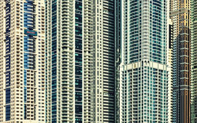 Dubai Marina - Detail