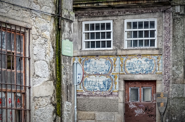 Altstadt - Azulejos