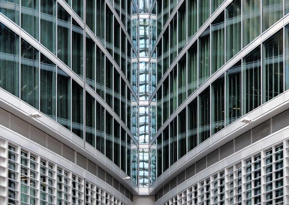 Palazzo Lombardia - Detailansicht