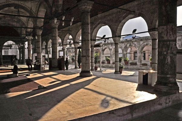 Neue Moschee - Yeni Camii